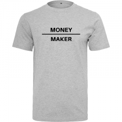T-Shirt MONEY MAKER Simple...